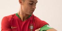 Сборная Португалии представила форму на ЧМ-2018