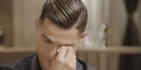 Португалия: Роналду расплакался после ролика со своим умершим отцом
