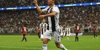 Португалец Роналду принес «Ювентусу» победу