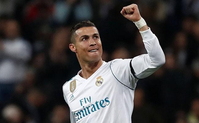 Португалец Роналду побил рекорд ЛЧ