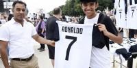 Португалия: 55 млн евро за футболки Роналду