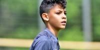 Португалия: сын Роналду стал лучшим нападающим на детском турнире