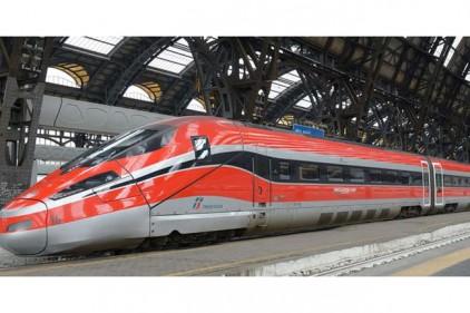 Италия: «Красная стрела»начнет курсировать 18 декабря