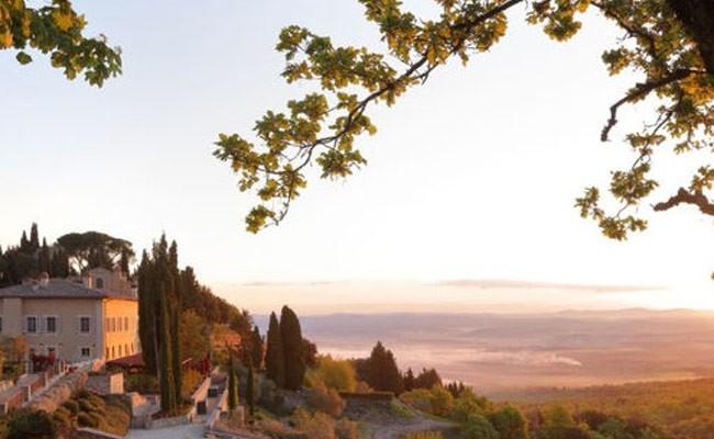 Италия: тосканская винодельня приглашает собрать виноград