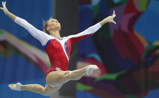 Российские гимнастки выступят в Италии