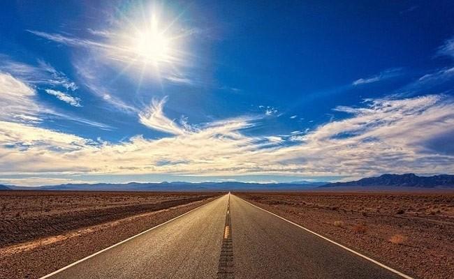 Женщина шесть дней выживала в пустыне на крекерах