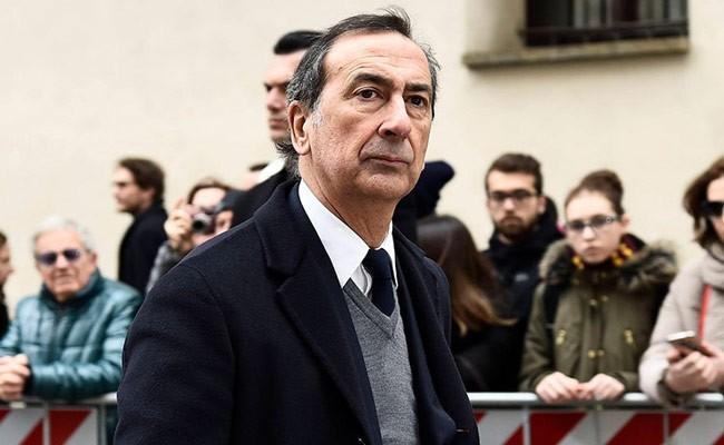 Италия: прокуратура просит год тюрьмы для мэра Милана