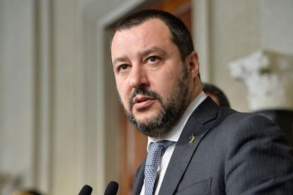Италия: Сальвини поучаствовал в конференции промышленников в Москве