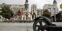 В Испании электросамокаты будут «присматривать» за городами