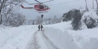 В центральной Италии разбился вертолет