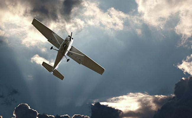 На севере Испании разбился легкомоторный самолет