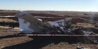 В Испании разбился небольшой самолет