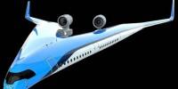 Представлен самолет с пассажирским салоном в крыльях