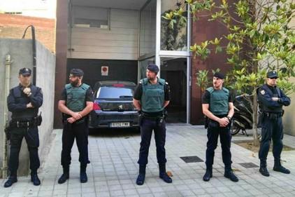 Испания: задержан бывший президент «Барселоны»