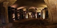 Италия: ночной джаз в неапольских катакомбах Сан-Дженнаро