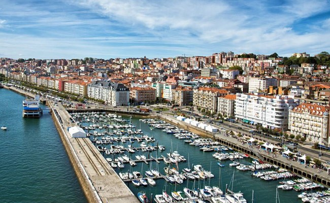 У Сантандера - самые высокие туристические оценки в Испании