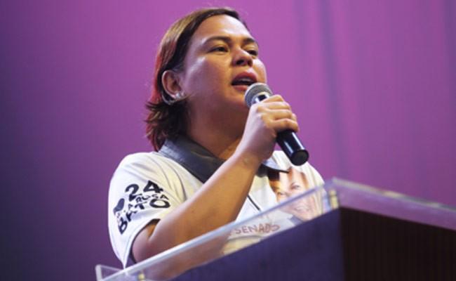На Филиппинах трое детей президента выиграли выборы