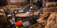 Испания: в Гранаде нашли римский саркофаг