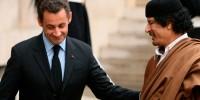 Саркози подаст в суд из-за обвинений в получении денег от Каддафи