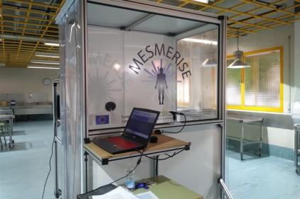 В Испании создали уникальный сканер для таможни