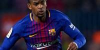 Португальский защитник «Барселоны» Семеду выбыл на пять недель