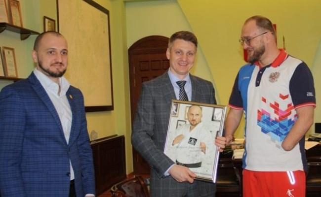 Сергей Бурлаков стал чемпионом мира в Португалии