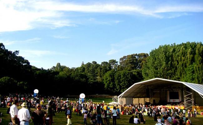 Португалия: фестиваль «Серралвеш»