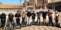 Испания: транспорт, который выбирают туристы