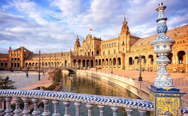 Средняя температура в Испании может вырасти на 2,6 градуса