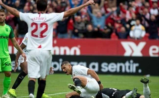 Испания: «Севилья» обыграла «Леганес» в матче Примеры
