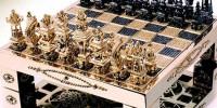 Американская фирма сделала шахматы за 370 тысяч долларов