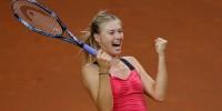 Шарапова победила в турнире ВТА