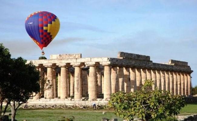 Италия: фестиваль воздушных шаров