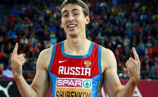 Италия: Шубенков выиграл этап «Бриллиантовой лиги» в Риме
