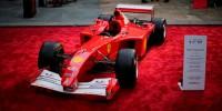 Болид Шумахера продали за рекордную сумму