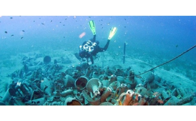 Италия: контрабандисты десятки лет расхищали археологические раскопки