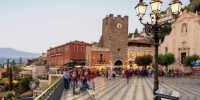 Италия: официантов прогоняют с тротуаров