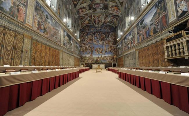 Италия: «Новое дыхание» Сикстинской капеллы