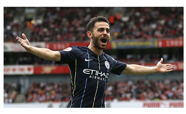 Португалия: Силва продлил контракт с «Манчестер Сити»