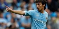 Давид Сильва продлил контракт с английским «Манчестер сити» на пять лет