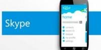 Skype выпустил тестовую версию сервиса для платформы Windows Phone