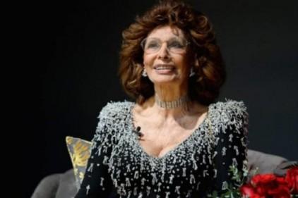 20 сентября 85-й День Рождения легендарной итальянке Софи Лорен