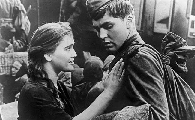 Италия: фильм «Баллада о солдате». Кинопоказ к 75-летию Победы