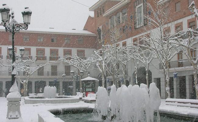 В Испании очень похолодает