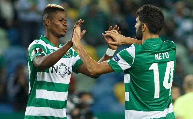 Португалия: «Спортинг» разгромил ПСВ