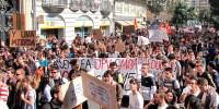 Власти Мадрида разрешили провести более 70 акций протеста за неделю