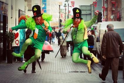 Испания: Марбелья готовится отметить День святого Патрика