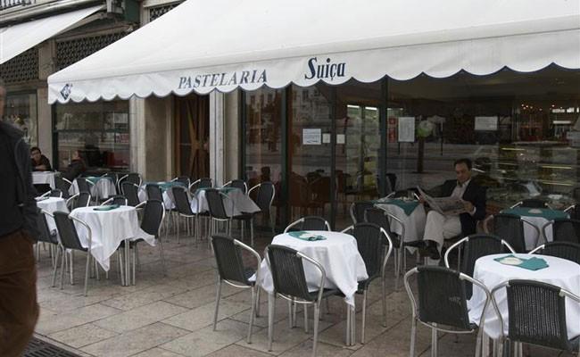 Португалия: закрывается легендарная кондитерская