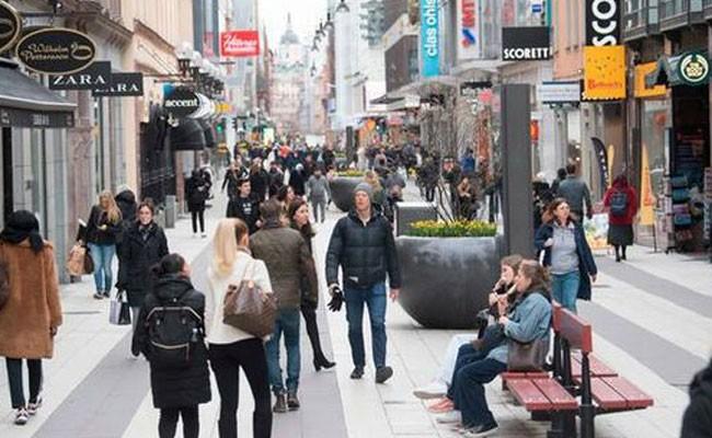 В Швеции самый высокий уровень смертности в Европе