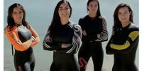 Четыре испанки проплыли 18 км - от Форментеры до Ибицы